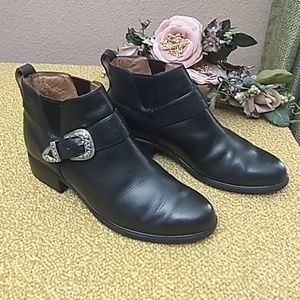 ARIAT leather boots, 7